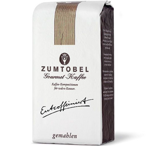 Кофе без кофеина Julius Meinl Zumtobel в зернах 500 г