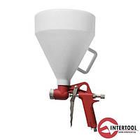 Штукатурный распылитель Intertool PT-0402 4-8мм