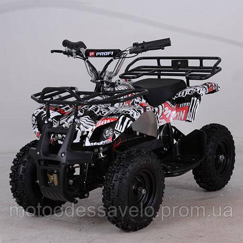 Электро квадроцикл Profy ATV 800W NEW 4