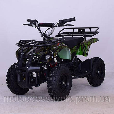 Электро квадроцикл Profy ATV 800W NEW5, фото 2