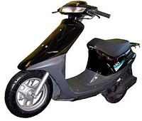 Мопед Honda Dio 18 япония б.у