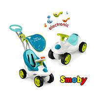 Машинка каталка 2-в-1 Bubble Go Smoby 720101