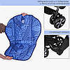 Коляска прогулочная книжка EL CAMINO TORNADO ME 1007-4 Blue, фото 3
