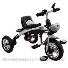 Трехколесный велосипед-коляска Turbo trike M 3212A-7, фото 2