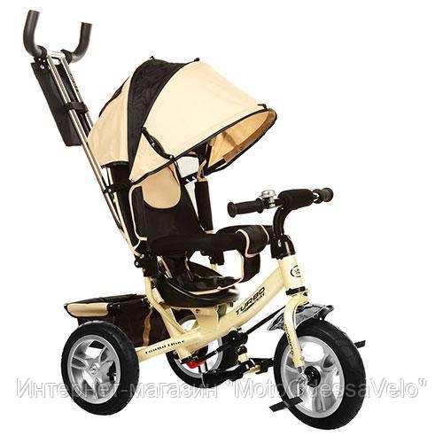 Трехколесный велосипед-коляска Turbo trike M 3113-7A