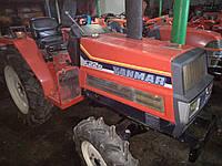 Мини трактор Yanmar F22D 4wd