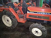 Мини трактор Yanmar F22D 4wd , фото 2
