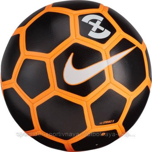 Detskij Futbolnyj Myach Nike Football X Strike Sc3093 010 Cena 890