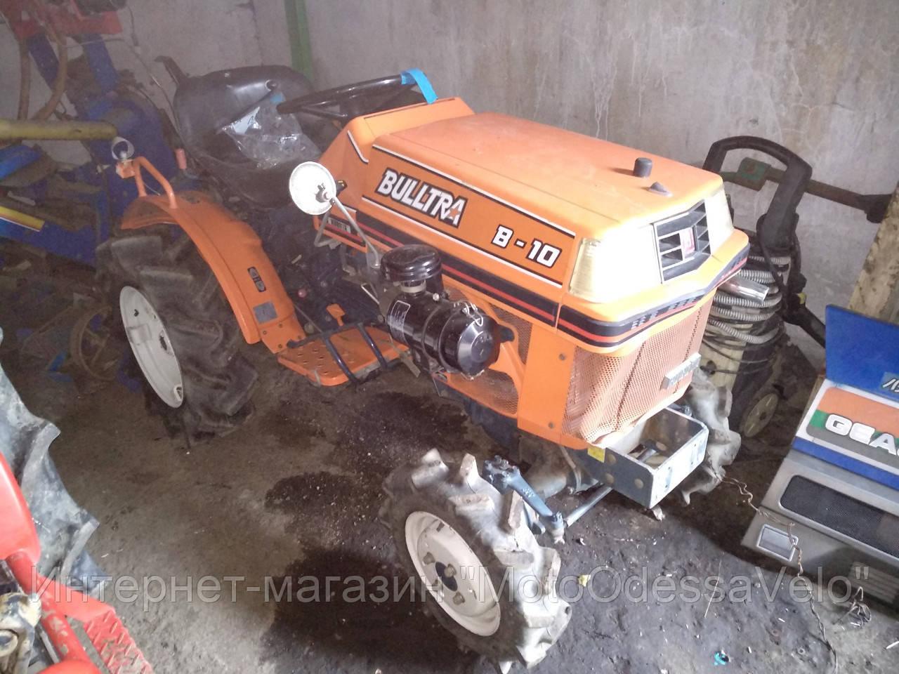 Мини трактор Kubota Bulltra B-10 4wd