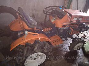 Мини трактор Kubota Bulltra B-10 4wd , фото 2