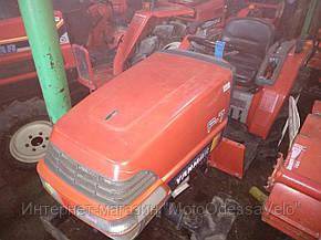 Мини трактор Yanmar F7D 4wd , фото 2