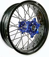 Диск алюминиевый спицованный GN-motors Yamaha 5.0-17