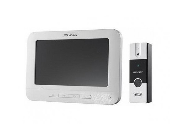Комплект видеодомофона Hikvision DS-KIS202