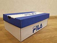 Коробка для обуви FILA картон (Т21), фото 1