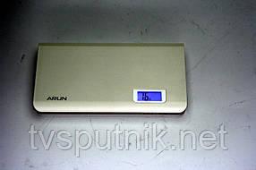 Внешний аккумулятор Power bank Arun Y635 (20000mA)