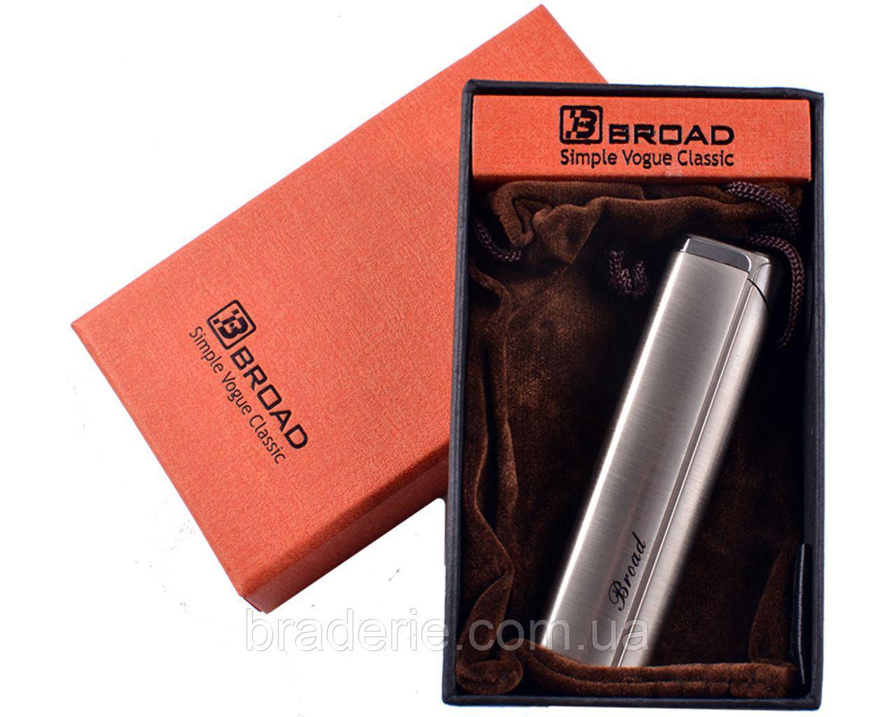 Зажигалка подарочная Broad 4681