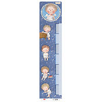 Ростомер для мальчика Ranok-Creative Ангелочек Гапчинская Фиолетовый (13134008Р, 3618)