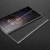 Защитное цветное 3D стекло Mocolo для Sony Xperia XA2 Ultra Прозрачное