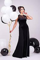 """Donna-M Вечернее платье """"Аманда"""" (черный) 2000000021249"""