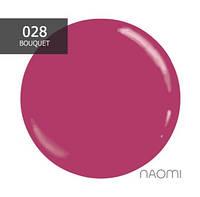 Гель-лак Naomi Gel Polish 028, 6 мл