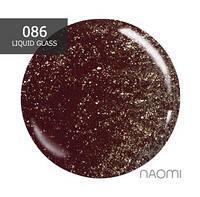 Гель-лак Naomi Gel Polish 086, 6 мл