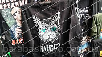 Толстовка Gucci Cat