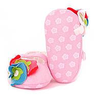 Пинетки для девочки Весна Berni Розовые, фото 2