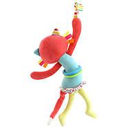 Мягкая подвеска Кошка Happy Monkey, фото 9