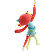 Мягкая подвеска Кошка Happy Monkey, фото 7