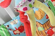 Мягкая подвеска Кошка Happy Monkey, фото 8