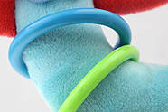 Мягкая подвеска Кошка Happy Monkey, фото 5