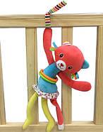 Мягкая подвеска Кошка Happy Monkey, фото 2