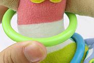 Мягкая подвеска Собачка Happy Monkey, фото 3