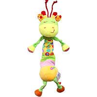 Мягкая музыкальная подвеска Жираф Happy Monkey, фото 1