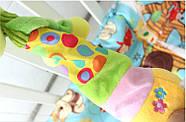 Мягкая музыкальная подвеска Жираф Happy Monkey, фото 2
