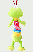 Мягкая музыкальная подвеска Лягушка Happy Monkey, фото 6