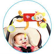 Мягкая подвеска Мартышка Happy Monkey, фото 3