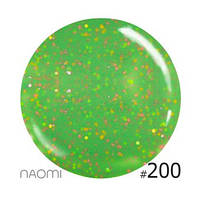 Гель-лак Naomi Candy Bar №200, 6 мл