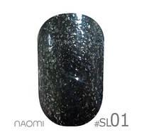 Гель-лак Naomi Selfilluminated Colors №1, 6 мл