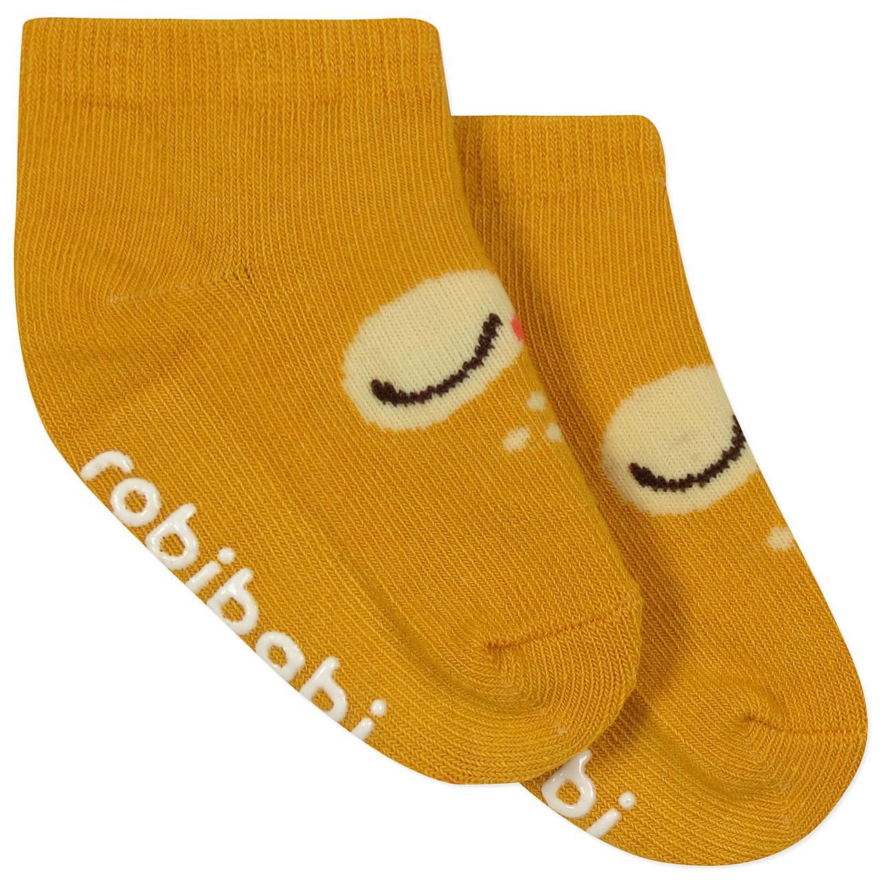 Детские антискользящие носки Сова Berni
