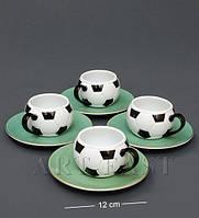 Кофейный набор на 4 персоны Золотой Удар FD-10