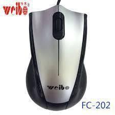 Мышь оптическая проводная FC-202