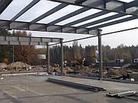 Изготовление и монтаж металлоконструкций Киев