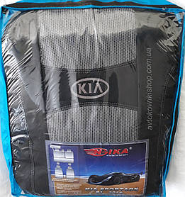 Авточехлы Kia Sportage SL 2010- Nika