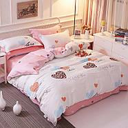 Комплект постельного белья Люблю тебя (полуторный) Berni, фото 2