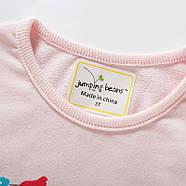 Кофта для девочки Бабочки Jumping Beans, фото 5
