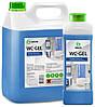 Клінінгове засіб для миття сантехніки WC-GEL 5,3 кг Grass