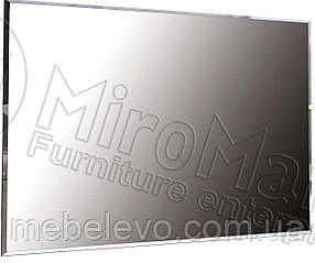 Верона Зеркало 100 800х1000х22мм дуб сан-морино + белый глянец   Миро-Марк