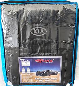 Авточехлы Kia Sportage QL 2015-2018 Nika