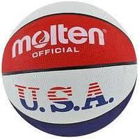 Мяч баскетбольний Molten BC5R USA